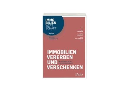 Cover Buch Vererben und Verschenken