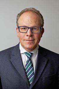 Portrait Dr. Stephan Verweijen, Notar 1050 Wien