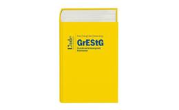 GrEstG-Kommentar-Deckblatt Übersicht