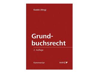 Grundbuchsrecht 2. Auflage cover