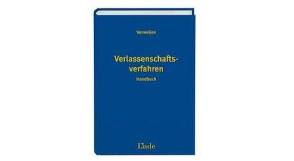 Cover Buch Verlassenschaftsverfahren