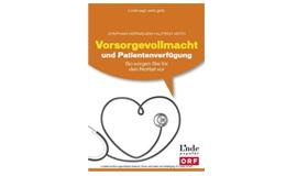 Cover Buch Vorsorgevollmacht und Patientenverfügung